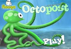 игры осьминог в плаванье