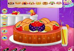 игры снова тортик