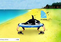 Игры Спасите дельфина