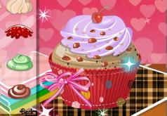Игра Создай кекс