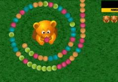игры желтый медведь