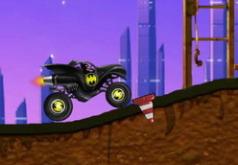 игры бэтмен грузовик 3