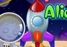 Игры Друг инопланетянин