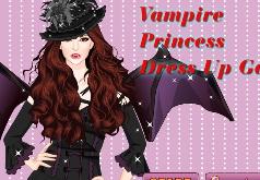 Игры Вампирша принцесса