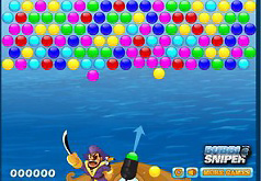 Игры Пиратские шарики