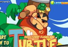 Игры Удар по черепахе