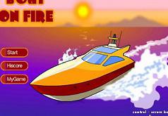 Игра Лодка под обстрелом