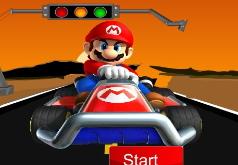 Игры Марио быстрые гонки