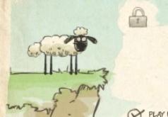 игра флэш овцы