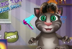 Игра Малыш Том в Парикмахерской