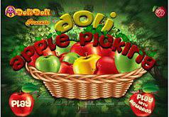 собери яблоки игра