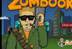 Игры Пылающая Зомбука