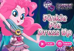 Игры Девушки Эквестрии Одевать Пинки Пай