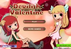 Игры Чертёнок и День Валентина