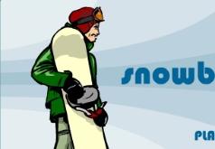 Игры Сумасшедший сноубординг