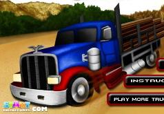 игры развозной грузовик