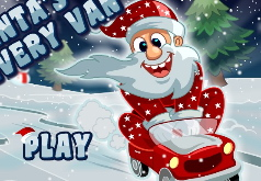 Игры Доставка Деда Мороза