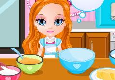 Игра Младшая сестренка крошки Барби
