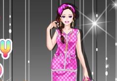 Игры Розовая одежда на весну