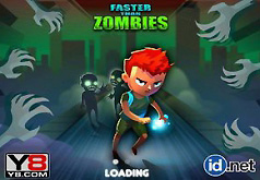 Игры Убежать от зомби