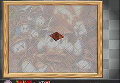 Игра Игра Утиные истории Собери картинку