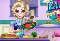 Игра Кухня Эльзы