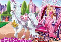 Игра Барби великолепная принцесса