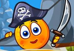 игра поймать апельсин