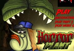игры человек растение