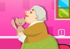 игры детский сад для котят