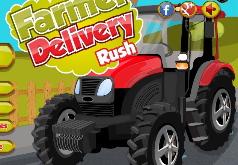 Игры Пиковая доставка фермера