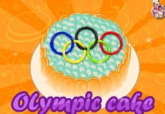 Игры Олимпийский пирог