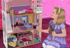 Игра «Кукольный дом Барби»