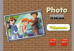Игры Photo Mess - Pokemon
