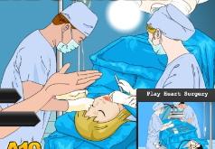 игры делать операции на глаза