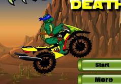 Игры Черепашки в смертельной пустыне