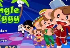 игры обезьянки танцы