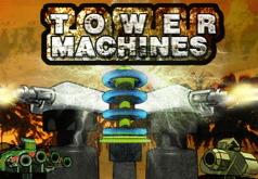 игры машины башни