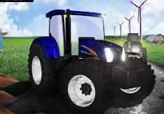 игры ферма на тракторах 2