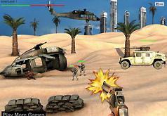 Игры Защита замка пустыня