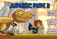 Игры впереди динозавра