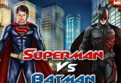 Игры Бэтмен против Супермена одевалки