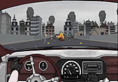 игры гонки пушки на машинах