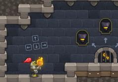 игры где рыцарь ломает замок