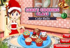 Игры как приготовить рождественский пирог