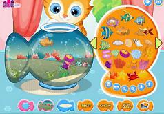 Игры мой аквариум