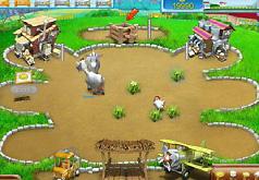 Игры Безумная Ферма С Пиццерией