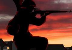 игра невидимый снайпер