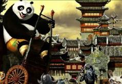 игры кунгфу панда скрытые объекты