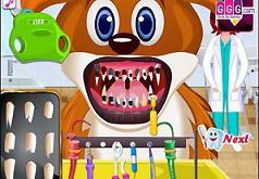 Игра Зубной Врач для Зверушек